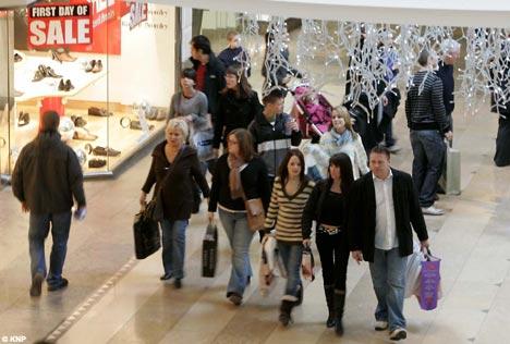 Shopping on Christmas Day - DailyMail.co.uk