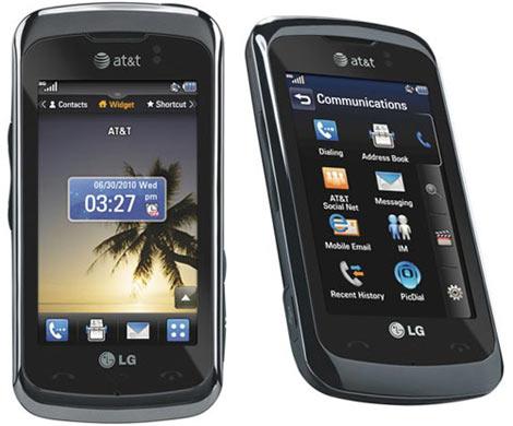 LG Encore Slim Mobile