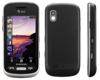 Samsung Mythic SGH-A897