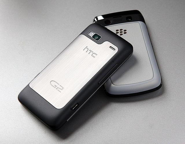 T-Mobile G2 (aka HTC Desire Z)
