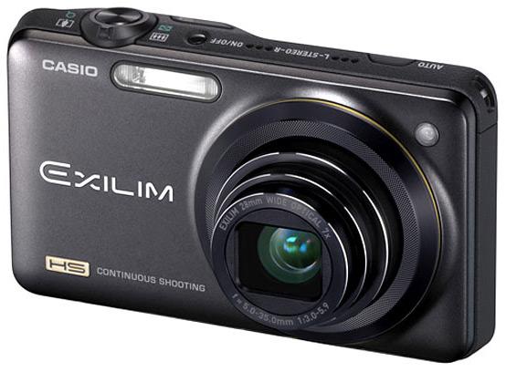 Casio ZR10  digital camera review