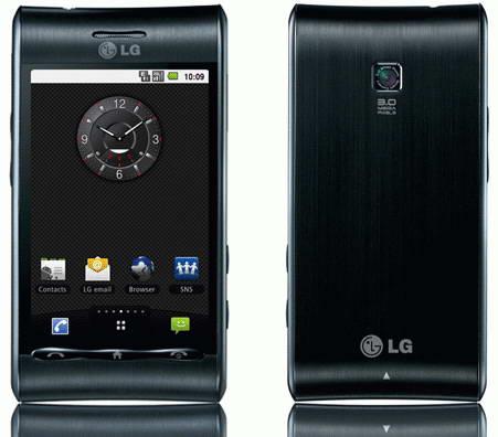 LG Optimus Swift user review