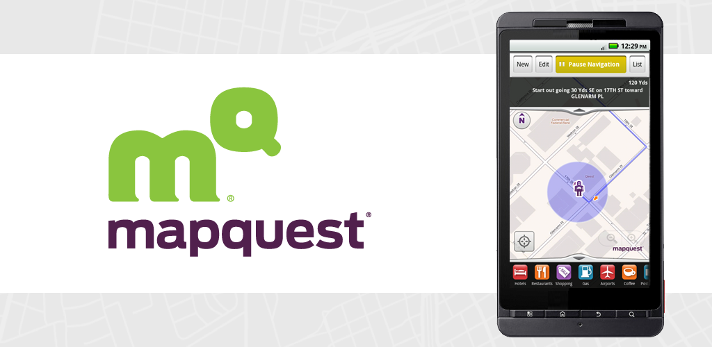 MapQuest announces free Android app with voice navigation