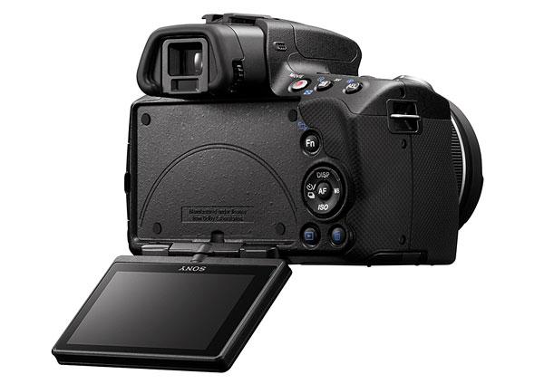 Sony Alpha SLT-A55 Digital Camera review