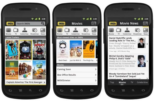 IMDb Android App