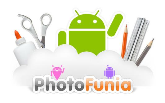 PhotoFunia Android App