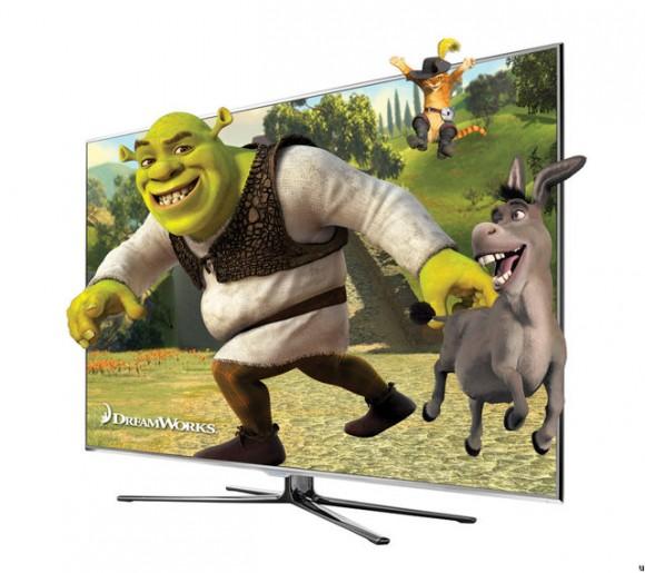 Samsung D8000 Best HDTVs 2011