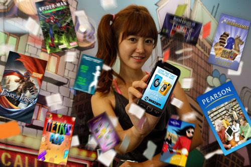 Samsung to surpass 100 million downloads in apps store