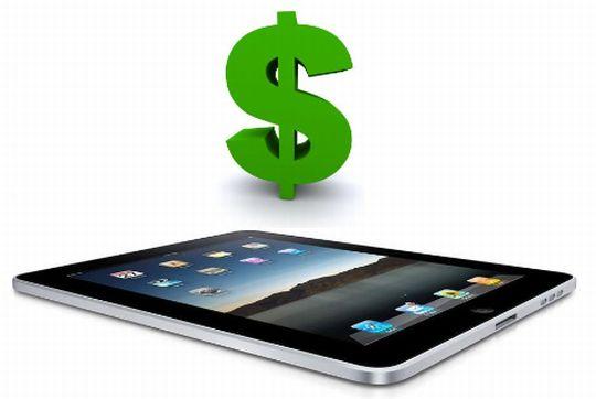 Apple's second quarter earnings 2011