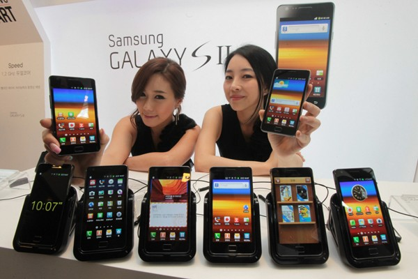 Galaxy S II Starts Quest for 120 Country Domination