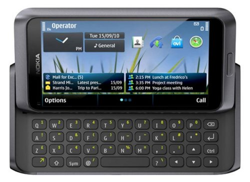 Nokia E7 available in US for $649