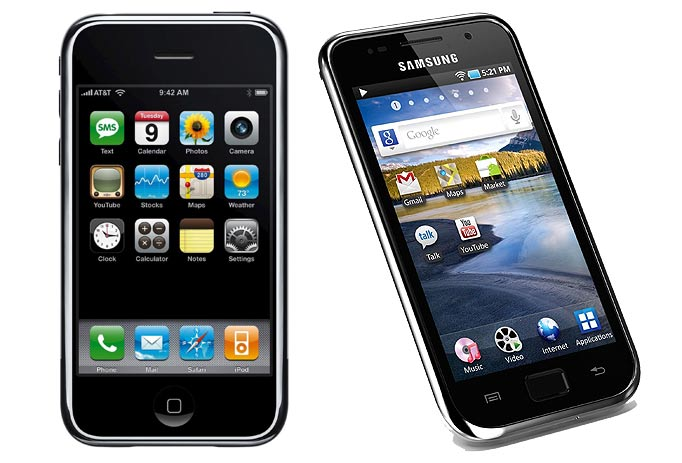 Samsung files lawsuit against Apple