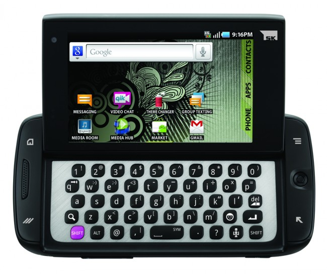 Sidekick 4G - T-Mobile's summer surprise for heavy texters and multi-taskers