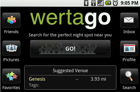 Top Android apps - WertaGo