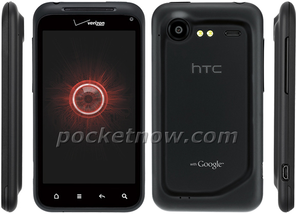 Verizon's HTC Incredible 2 revealed