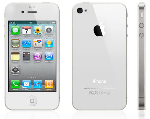 White iPhone 4 Now Available Globally