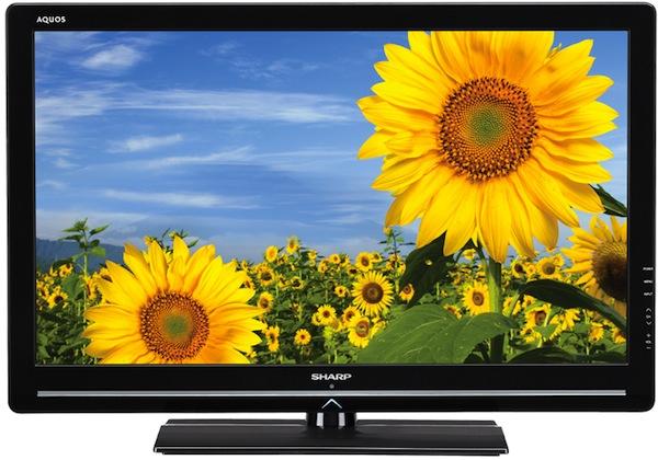 Aquos Quattron LC-60LE830U LCD TV