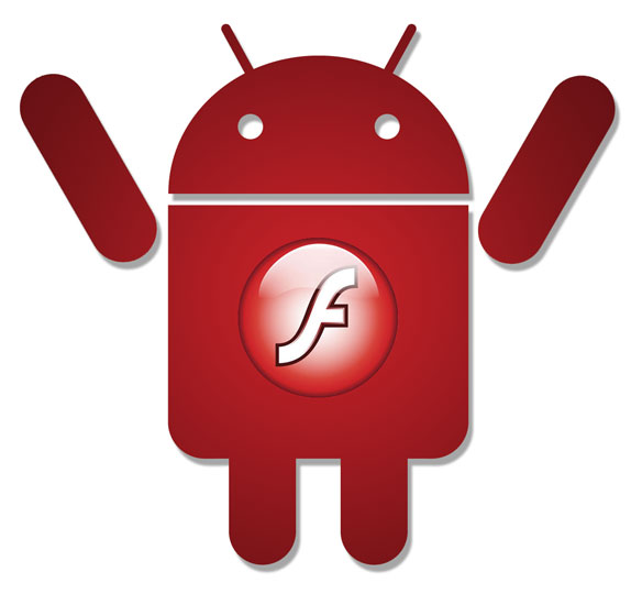 Flash Player 10.3 Hits Android