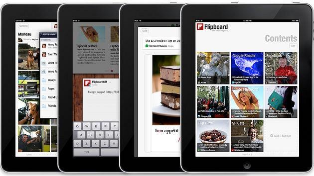 Flipboard iPad2