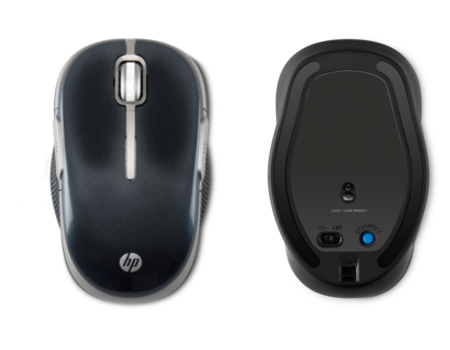 HP Unveils New WiFi Mobile Mouse