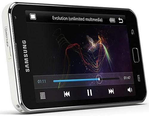 Samsung Galaxy S Wi-Fi
