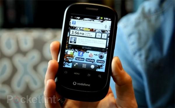 Vodafone Smart Announced