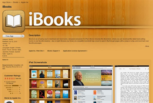 What Happened to Apple iBooks