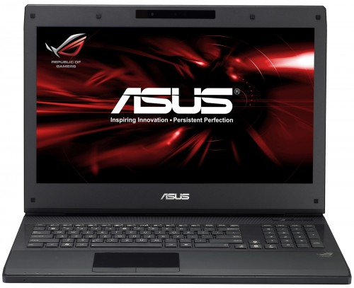 ASUS Announce New G74 Gaming Laptops