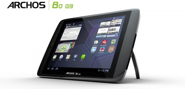 Archos 80 G9 user review