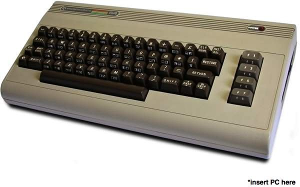 Commodore USA Starts Shipping Replica C64s this Week