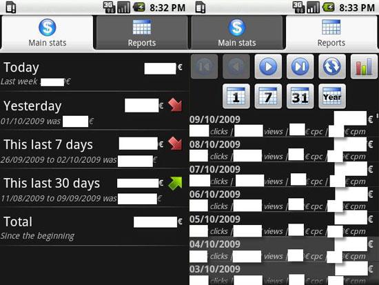 DroidSense App