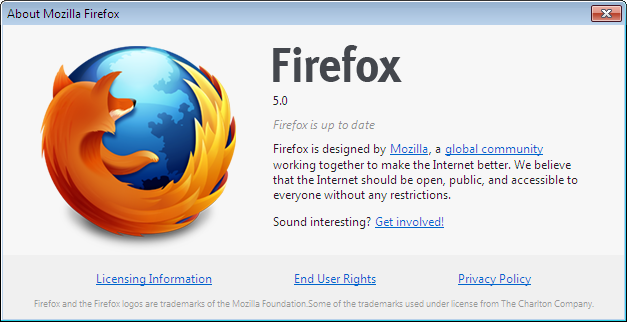 FireFox 5 Available Ahead of Official Release Date
