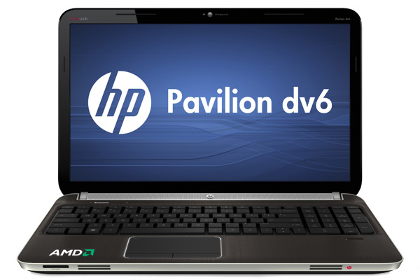 HP Upgrade Some Pavilion and ProBook Laptops to AMD Llano APUs