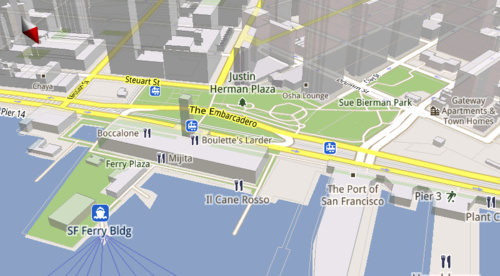 Offline Google Maps in the Works?