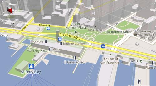 Offline Google Maps in the Works?