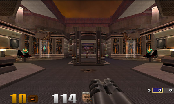 Quake 3 Arena Android Game