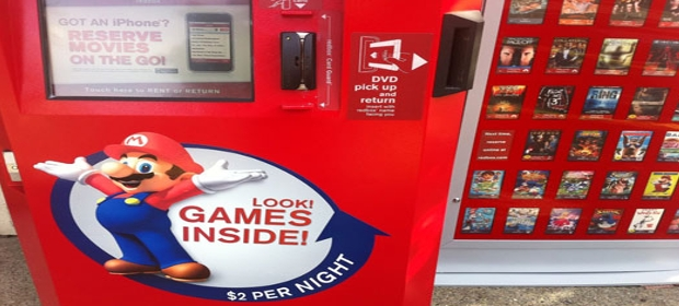 Redbox Announce $2 per Day Video Game Rental Service
