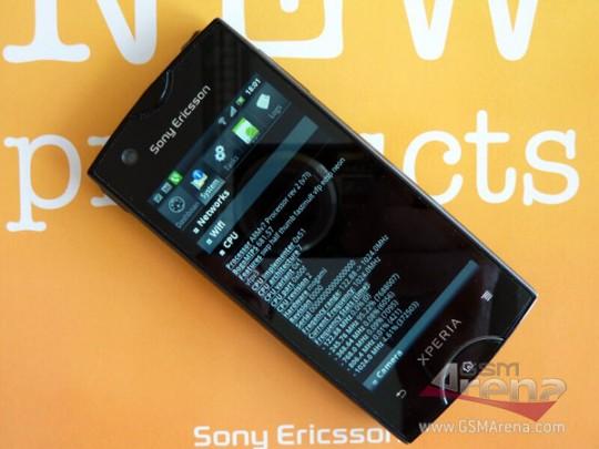 Sony Ericsson ST18i Leaked Again
