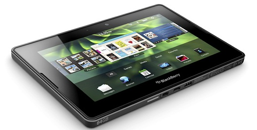 Blackberry Playbook user review
