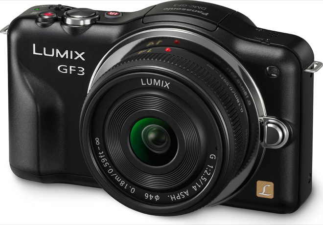 Panasonic GF3 review