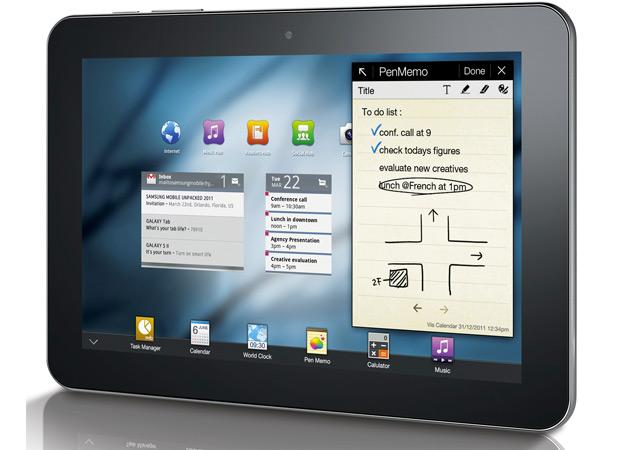 Samsung's Galaxy Tab 8.9