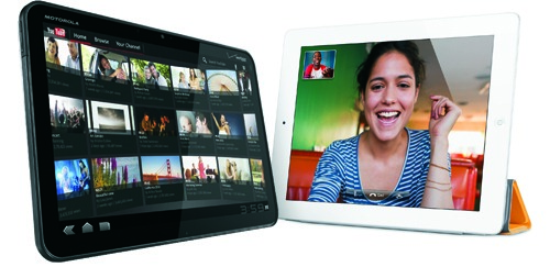 Should you go with an Android tablet or the iPad 2