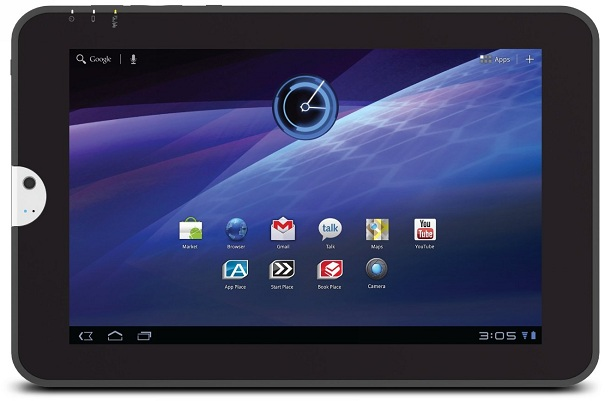 Toshiba Thrive Android Tablet review