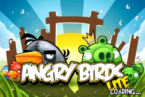 Angry Birds Bada OS