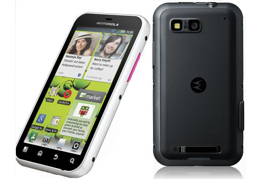 Motorola Mobility DEFY+ review