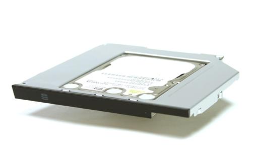Optical disk drive caddy
