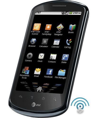 AT&T Impulse 4G Huawei