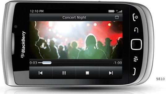 Blackberry Torch 2 - gadget review