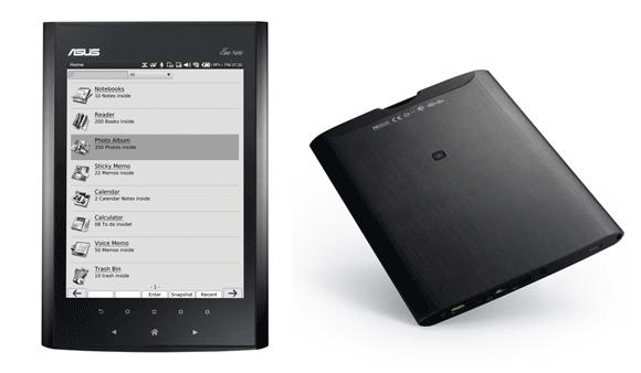 EEE Note EA800 specs gadget review