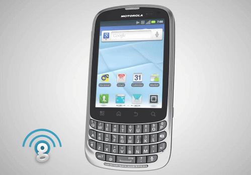Motorola Admiral specs review